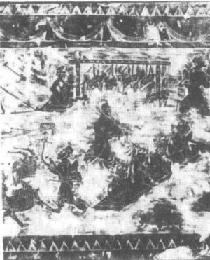 杂技中的顶杆_中国古代音乐:第三章汉魏乐府鼎盛第七节散乐百戏中的音乐
